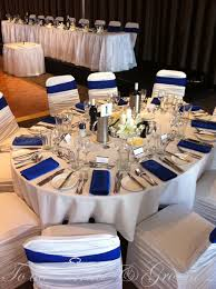 royal blue chair covers designer chair covers the best wedding ideas