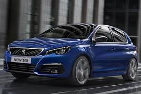 peugeot 102 car peugeot 308 facelift revealed