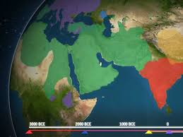 World Religions Map Map Shows How Religion Spread Around The World Business Insider