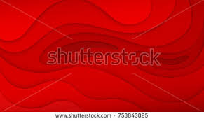 free red paper layer vector download free vector art stock