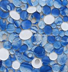 glass oval mosaic tile glass oval mosaic tile suppliers and