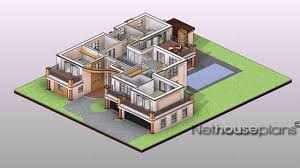 Pier Foundation House Plans by House Plans Designs Zambia Youtube