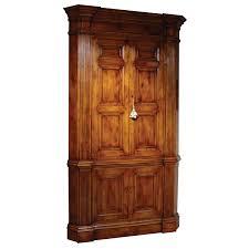 cherry wood corner cabinet corner cabinets englishman s fine furnishings