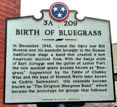 a brief history of bluegrass music by bluegrass heritage