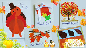 diy thanksgiving cards thanksgiving gifts idea thankful cards