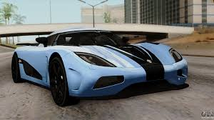 Koenigsegg For Gta San Andreas