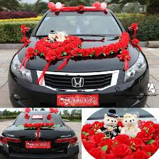 aliexpress com buy sell artificial flower for wedding car