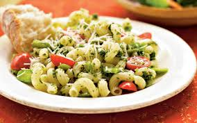 cooking light diet recipes cavatappi with spinach garbanzo beans and feta from the cooking