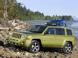 green jeep patriot jeep patriot back country concept 2008 pictures information