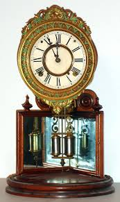 Ansonia Mantel Clock 541 Best Clocks Images On Pinterest Antique Clocks Vintage
