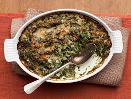 spinach gratin recipe ina garten food network