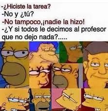 Memes En - imágenes de memes en español cuando nadie hizo la tarea i
