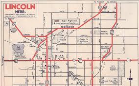 lincoln city map nelnmap1940slinclon jpg