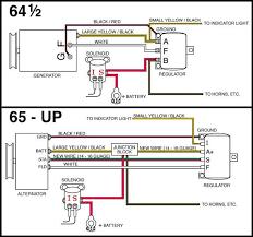 66 mustnag alternator wiring ford mustang forum