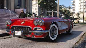 1960 chevrolet corvette 1960 chevrolet corvette c1 gta5 mods com
