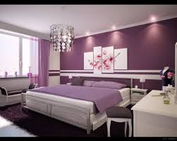 home design bedrooms beautiful pendant lamp and floral painting