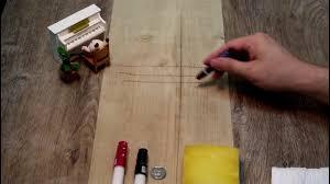 Tarkett Laminate Flooring Problems Tarkett Luxury Vinyl Tile Scratch Test Youtube