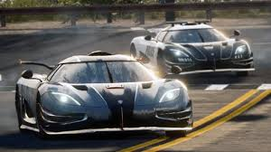 car koenigsegg one 1 koenigsegg one 1 becomes police car in need for speed rivals