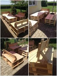 Garden Furniture Ideas Pallets Garden Furniture Home Design Ideas