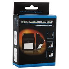 Solar Security Motion Sensor Light by Brightech Store Brightech U2013 Led Solar Motion Sensor Light