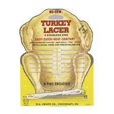 poultry lacers import no sew turkey lacer 835