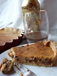 cuisine luxe italienne tarte à la ricotta aux pépites de chocolat et au baileys chocolat