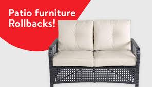 Patio Furniture Woodland Hills Patio Furniture Walmart Com