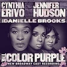 purple photo album cynthia erivo hudson danielle isaiah johnson