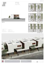 Fernbrook Homes Decor Centre Elwood Modern Townhouses By Marcus O U0027reilly Architects Modern