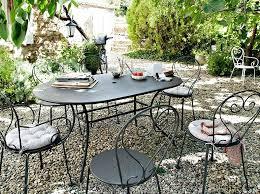 table de jardin fermob soldes stunning salon de jardin fermob d occasion photos amazing house