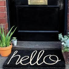 decorative front door mats australia home decorating ideas