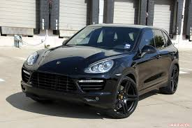 porsche cayenne black wheels racing 2011 panamera and cayenne fans check these