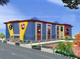 nebulae developer providing best contemporary design in mall