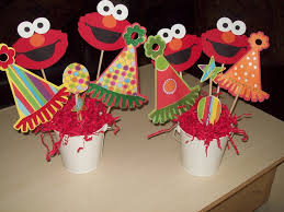 Centerpieces For Kids by 158 Best Sesame Street Party Images On Pinterest Sesame Street