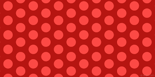 wallpaper red polka dots hexagon b61511 fc4945 diagonal 30