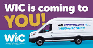 light transportation co spartanburg sc scdhec on twitter dhec s wic mobile clinic will be in spartanburg