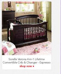 4 In 1 Convertible Crib With Changer Babies R Us Top 5 Most Pinned Milled