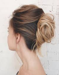 Hochsteckfrisurenen Einfach by Schicke Hochsteckfrisuren Für Dünnes Haar Für 2017 Trend