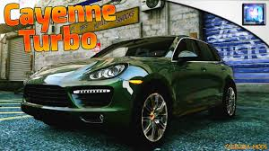 cayenne porsche 2012 porsche cayenne turbo 2012 v1 0 for gta 5 download game mods
