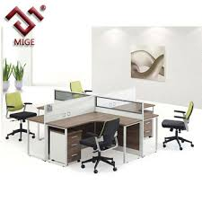 T Shaped Office Desk Furniture T Shaped Steel Legs Wooden Workstation In Office Desk View