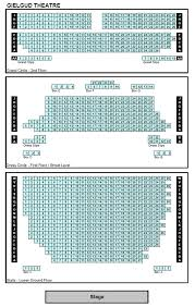 gielgud theatre seat plan for the ferryman