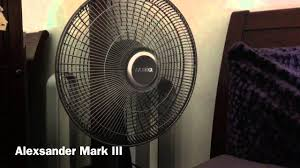 18 4 speed stand fan with remote control model s18601 lasko elite collection 18 pedestal fan youtube