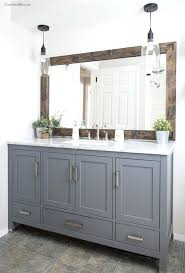 Country Vanity Bathroom Country Bathroom Vanity Bathroom Cabinets Fancy Mirror