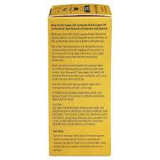 How To Use Jamaican Black Castor Oil For Hair Growth Sunny Isle Jamaican Black Castor Oil 4 Oz Meijer Com
