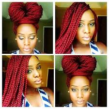 hairstyles with xpression braids 45 photos of rockin red box braids