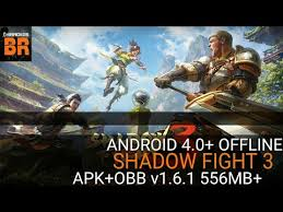 apk obb shadow fight 3 v1 6 1 apk obb mega