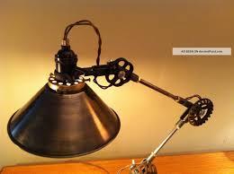 industrial desk lamp steampunk desk lamp re live an old classic feeling warisan