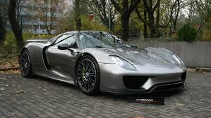 porsche hypercar 7 porsche 918 spyder for sale on jamesedition