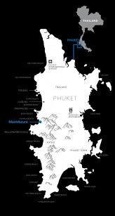 Phuket Map Montazure Location