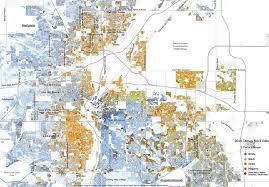 map of colorado by population interactive racial population dot map by fred elbel cairco